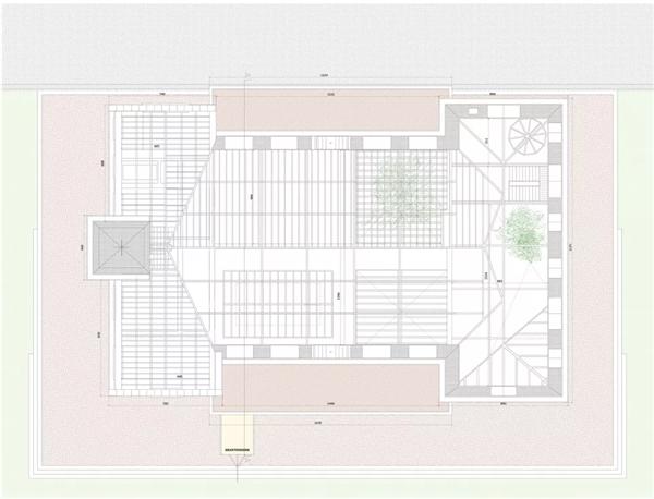 大楼装修设计丨当代建筑奖v大楼pccaritas精神病学中心医院(下)如何绘制图图片